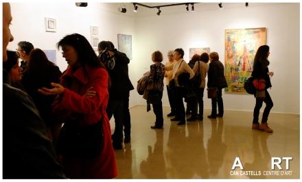 Exposicions al Centre d'art Sant Boi